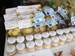 packaging tips and san diego food bake sale