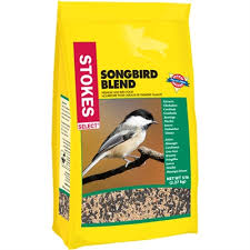 stokes select 5 pound s bird seed bag black oil sunflower