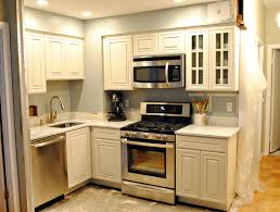 Small Kitchen With White Cabinets Inspirational Small Kitchen Remodels For Home Designing Ideas With