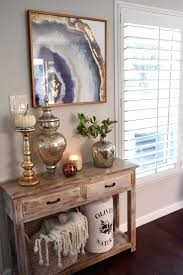 decorations decorating large foyer ideas best 25 console table