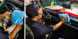 How To Refurbish Car Interior Chemical Guys Innerclean Interior Quick Detailer U0026 Protectant