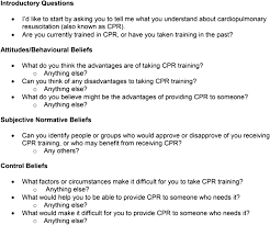 barriers and facilitators to cpr knowledge transfer in an older