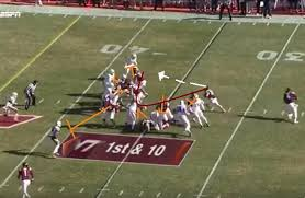 Siege Caddie B Virginia Tech Football Uva Eye In The Sky B And So