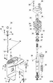 mercury marine 30 hp 2 cylinder 2 stroke international gear