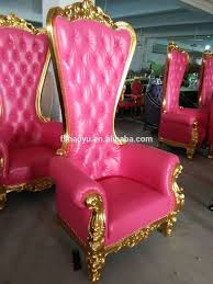 Barcelona Chairs For Sale Royal Pink Pu Leather King Throne Chair Barcelona Chair View