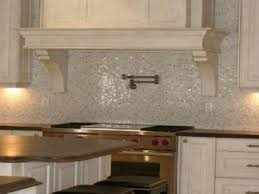 mosaic tile kitchen backsplash to awesome white glass images
