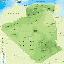 algeria physical map algeria vector eps maps our algeria vector eps maps for