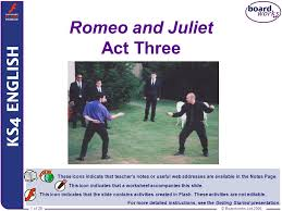 romeo and juliet act three ppt download