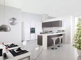cool modern white and grey kitchen my home design journey