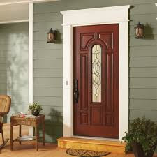 Exterior Door Wood Exterior Doors At The Home Depot