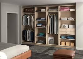 armoire moderne chambre impressionnant placard de chambre en bois 12 placard dressing