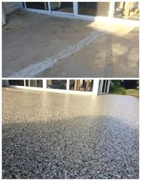 Concrete Patio Resurfacing Products by Concrete Resurfacing U0026 Epoxy Flooring Lowell Ma