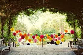 Backyard Wedding Decorations Budget by Planning A Wedding Reception Decor With Budget