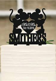 mickey minnie cake topper mickey mouse cake topper wedding cake topper personalized cake