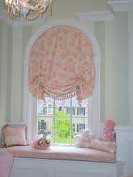 Curtain Designs For Arches How To Dress A Arched Window View Topic How Do You Blind Cover