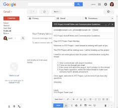 how to master proper business email format and avoid