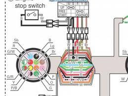 wiring diagram yamaha outboard motor wiring schematics 67 68