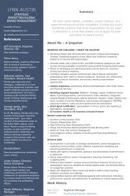 Manager Resume Examples Regional Manager Resume Samples Visualcv Resume Samples Database