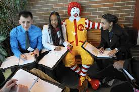 hamburger university grills students on mcdonald u0027s operations