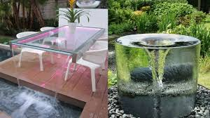 Water Feature Ideas For Small Gardens Backyard How To Build A Water Feature Wall How To Make A Farm