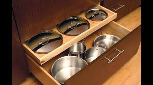 Dura Supreme Kitchen Cabinets by Cookware Kitchen Storage By Dura Supreme Cabinetry Youtube