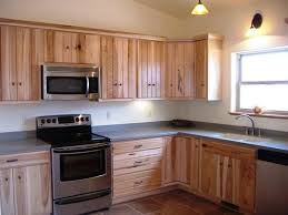 knotty hickory cabinets kitchen rustic hickory cabinets jmlfoundation s home the characteristics