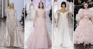 robe de mari robes de mariée haute couture les modèles qui nous font rêver