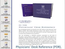 Physician S Desk Reference Usana Health U0026 Freedom