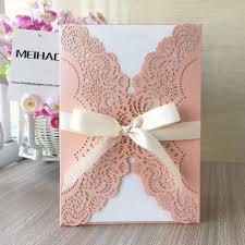 Wedding Invitation Card Online Shopping Compare Prices On Embossement Wedding Invitation Card Online
