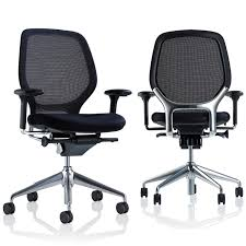 Luxury Leather Office Chairs Uk Ara Mesh Task Chairs Office Seating Apres Furniture