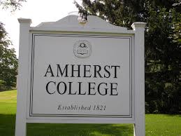 Amherst College by Amherst College Sign A Photo On Flickriver