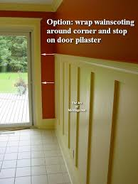 Install Wainscoting Over Drywall How To Install Tall Wainscoting 100 For About 10 33 Ft The Joy