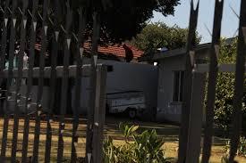 lexus kempton park video update two flee tobacco truck hijacking scene kempton