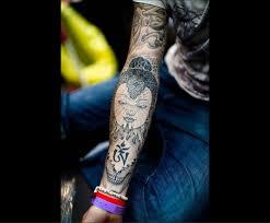tatouage bracelet avant bras tatouage bouddha tattoome