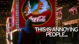 quotes about christmas drinking coca cola reveals truth about santa u0027s missing wink in this year u0027s