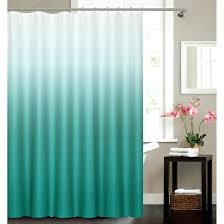 Coral And Gray Curtains Aqua Shower Curtains Vandysafe