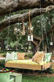 Wooden Garden Swing Bench Plans by Patio Swing Bench With Canopy Swing Porch Bench Fire Pit Swings