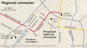 Gold Line Metro Map by What Will Los Angeles Transportation Be Like When The Olympics