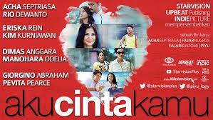 judul film layar lebar eriska rein 8 film terbaik yang dibintangi oleh dimas anggara