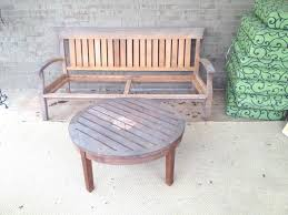 Outdoor Furniture Louisville Ky by Stripping And Refinishing Patio Furniture Louisville Kentuky Before Pic 1 Jpg Width U003d800