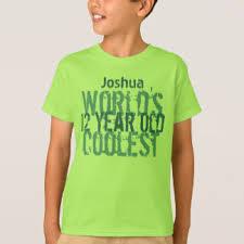 12 year boy t shirts shirt designs zazzle