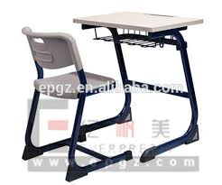 Modern School Desks 2015 Modern School Furniture Single Desk And Chair In School Desks
