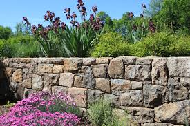 engaging retaining wall ideas front yard plus landscape along with