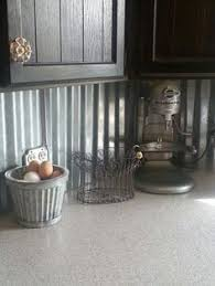 Corrugated Metal Backsplash Dream Home Pinterest Corrugated - Corrugated metal backsplash