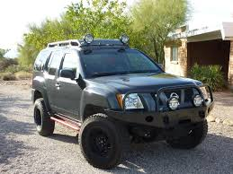 nissan xterra lifted off road nissan xterra lifted image 149