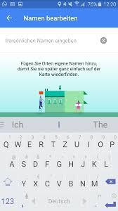 Maps Google Maps Jetzt Mit Einstellbaren Ortsnamen Und Schickem