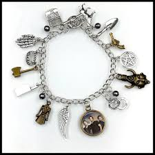 inspirational charms wholesale supernatural inspirational charm bracelet tv jewelry