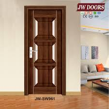 Wooden Interior by Latest Design Wooden Door Interior Door Room Door Latest Design