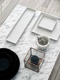 diy idea faux marble coffee table babble