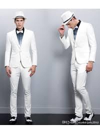 2017 wholesale 2017 handsome high quality skinny mens blazer white